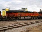 BNSF 8127