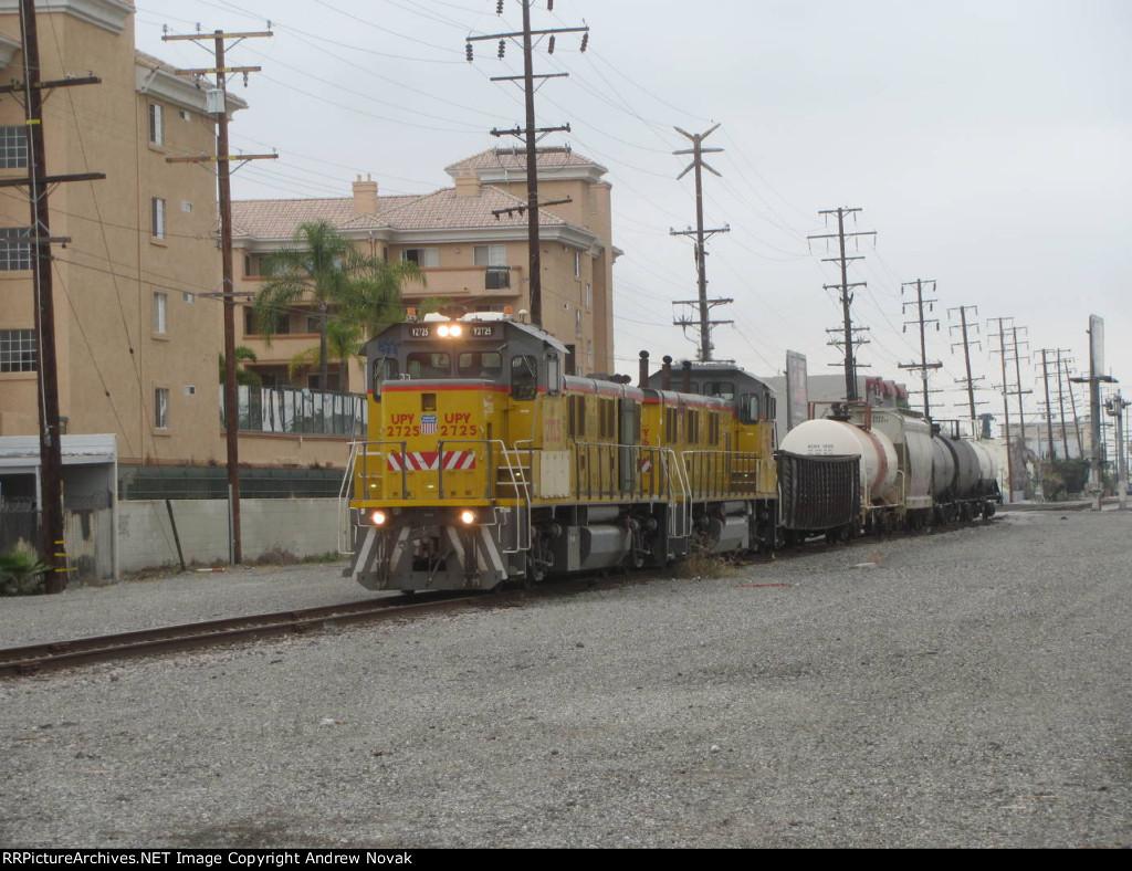 Union Pacific 2725