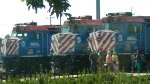 Metra 160, 140, and 169