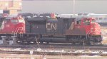 CN 8946 Leads CN Train 406