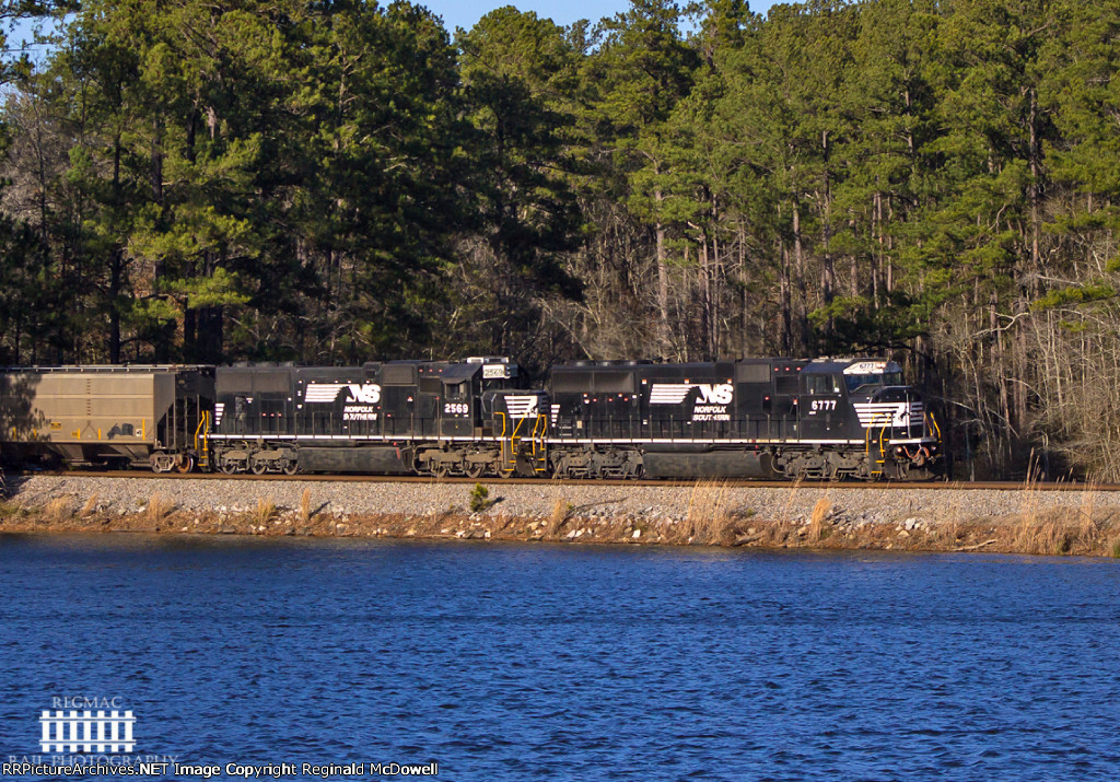 NS 155 at Vaucluse Pond (1)