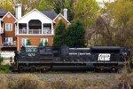 NS 1073, the Penn Central