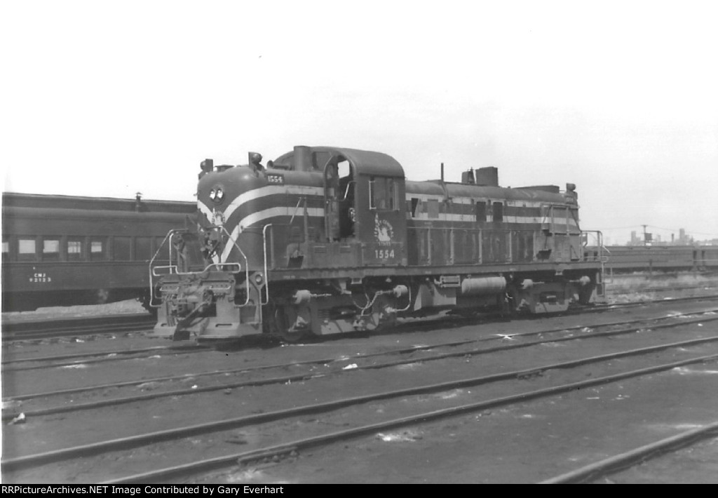 CNJ 1554 - Central RR of New Jersey