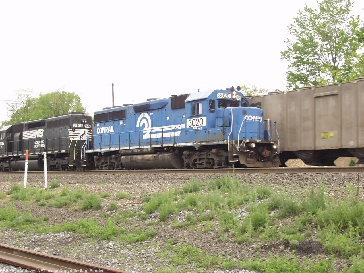 NS 3020