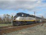 Amtrak Train 743