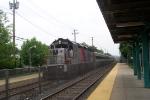 "A ""Ghost Train"""
