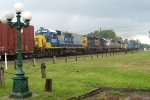 CSX 2337 going away shot of what was probably Q441
