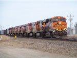 BNSF ES44C4 6907