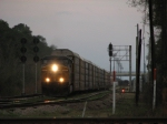 Feb 25, 2006 - CSX 5121 on autorack train