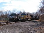 NS 2684 and UP 4077