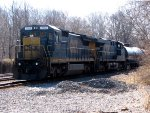 CSX 7557 and 5308