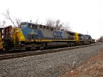CSX 5 and 443