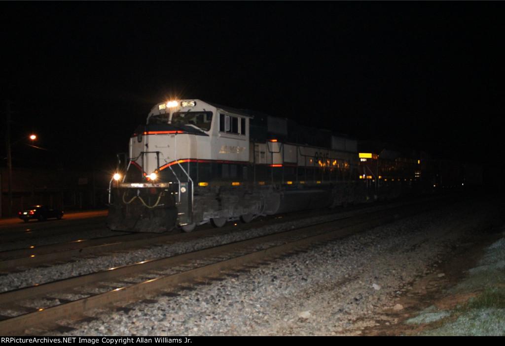 BNSF 9615