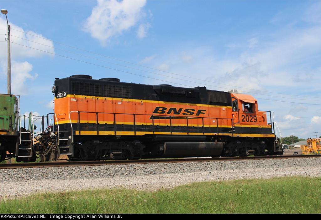 BNSF 2029