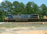 CSX 445 leads F788