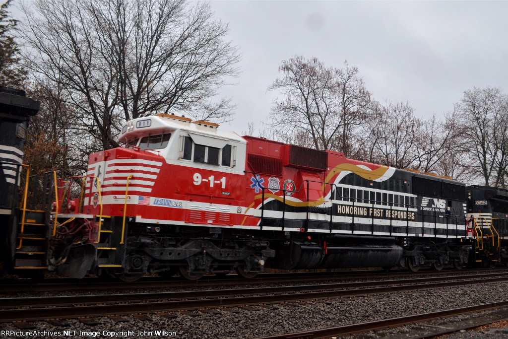 "NS 911 ""Honoring First Responders"""