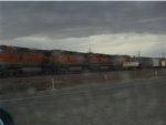 BNSF 5079 East