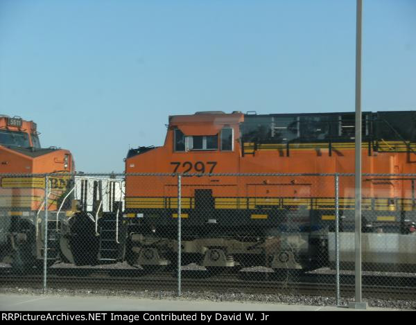BNSF 7297