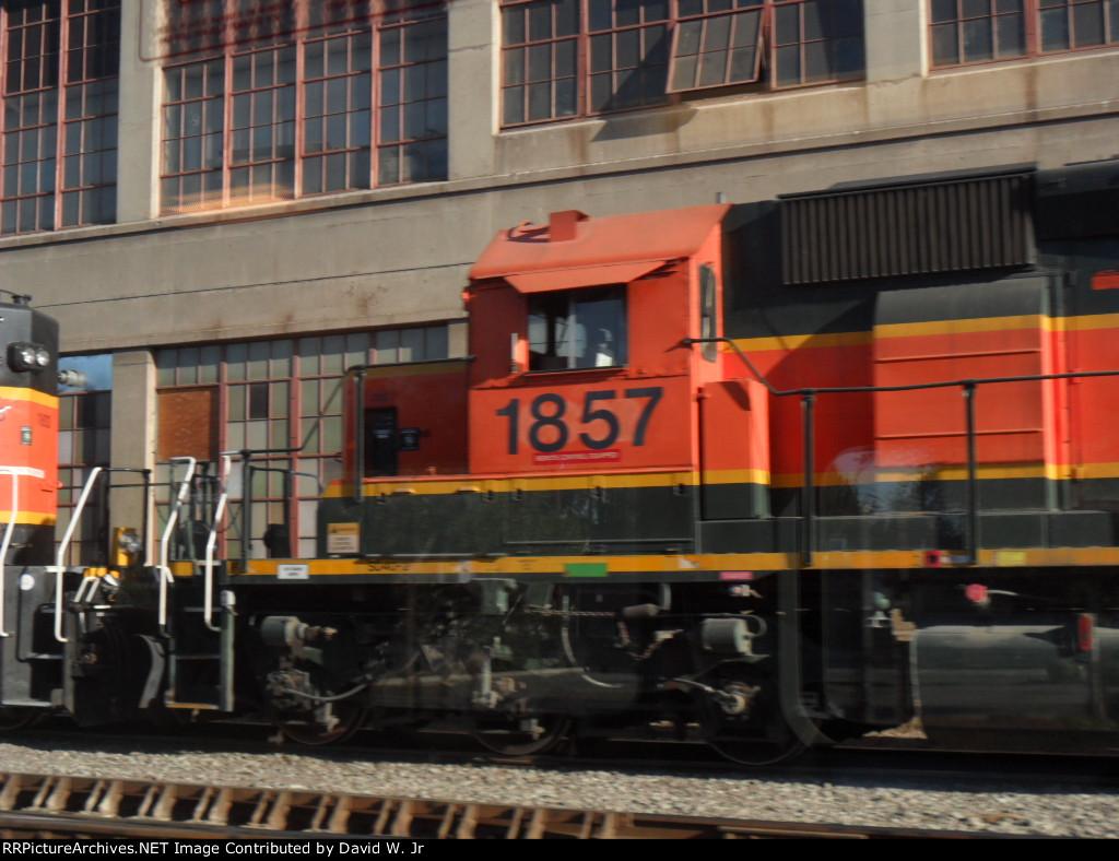 BNSF 1803/BNSF 1857