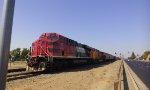 FXE 4655 & BNSF 5484