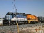 SJVR 1829&SJVR 1561 at Bakersfield
