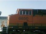 BNSF 6650
