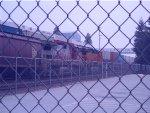 BNSF 633,BNSF 5316