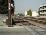 BNSF 1897 Approaches L Street