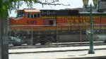 BNSF 4089