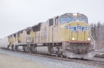 UP's 4920, 9264, ?, East on CSX