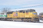 UP 3797 East