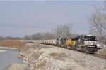 NS 1044 On NS 50 G Eastbound