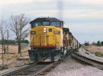 UP SD60M 6167