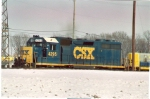 CSX 4295 YN3 (ex-C&O)
