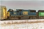 CSX 8657 YN3 (ex-CR)