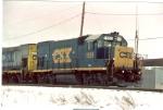 CSX 1551 YN3