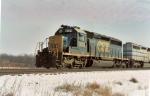 CSX 8134 YN3