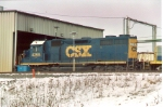 CSX 4295 (ex-C&O) YN3