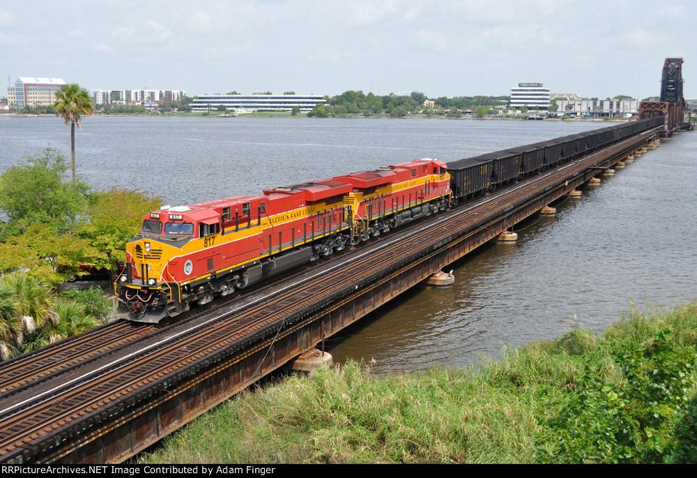 FEC 817 on FEC Coal Extra