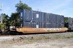 XFEU 668527 FEC Containers