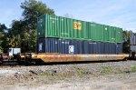 XFEU 668730 FEC Container