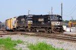 NS 6780 on NS-CSX Transfer