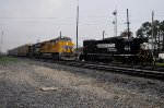 UP 8228 on NS 285