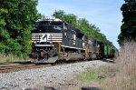 NS 1106 on NS 210