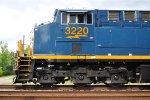 CSX 3220