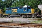 CSX 8011