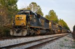 CSX 8610 on CSX SB Tally Sub Freight