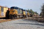 CSX 5414 on CSX Coal Load