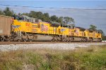 UP 8763 Going Away of CSX N050
