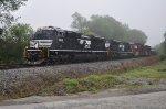 NS 1163 on NS 330